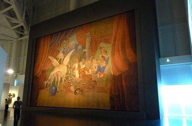 Amanhecer com Picasso, no mais luxuoso Hotel da Europa