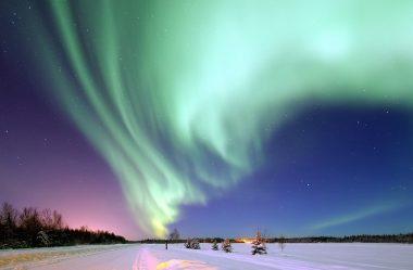 Aurora Boreal um espetáculo do nosso mundo