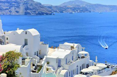 Grécia das águas cristalinas