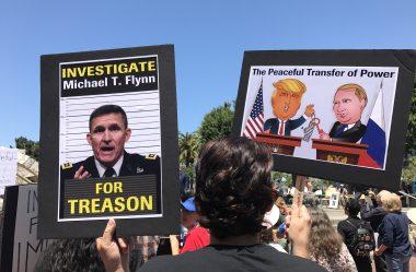Trumph tem pronta uma nova defesa de Impeachment